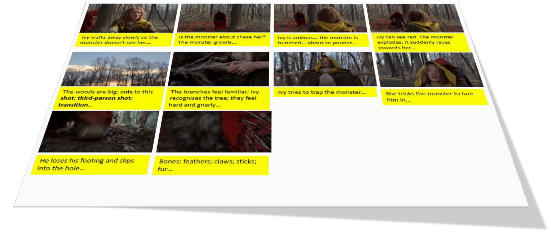 Annotated Screenshots 2